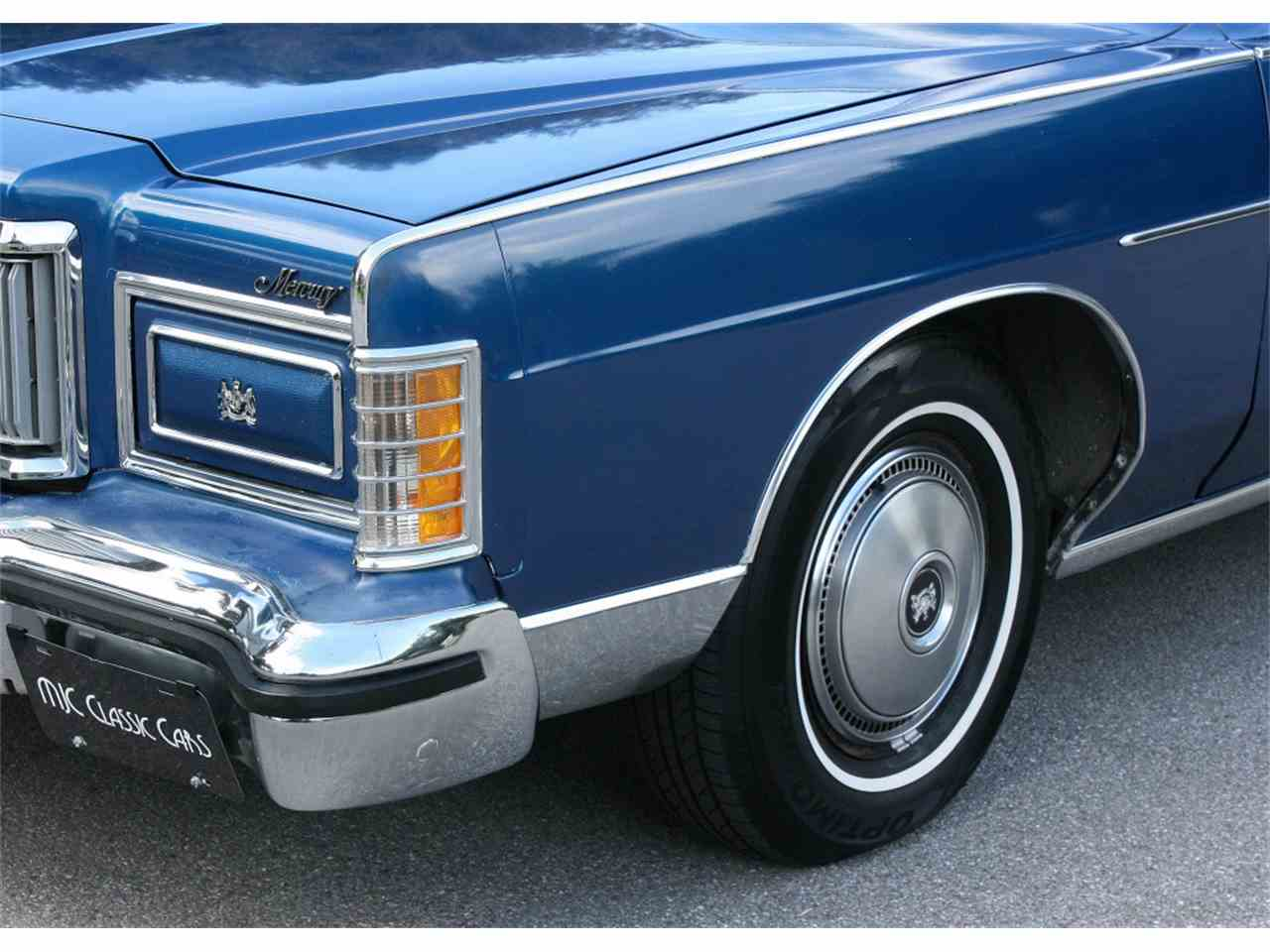 Large Picture of 1977 Mercury Marquis located in Florida - $16,500.00 Offered by MJC Classic Cars - JAVE