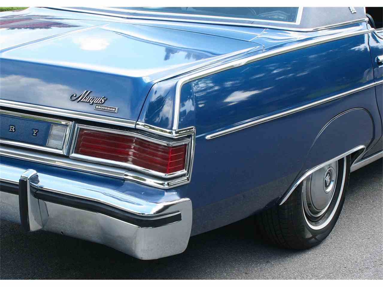 Large Picture of '77 Mercury Marquis located in lakeland Florida - JAVE