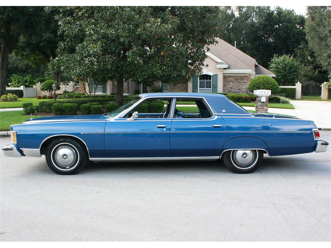 Large Picture of 1977 Mercury Marquis located in lakeland Florida - JAVE