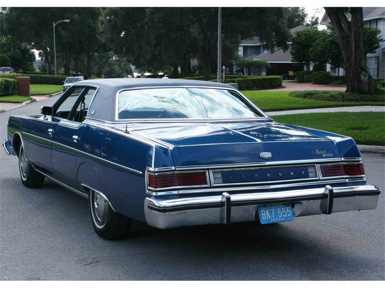 Large Picture of '77 Mercury Marquis located in Florida Offered by MJC Classic Cars - JAVE
