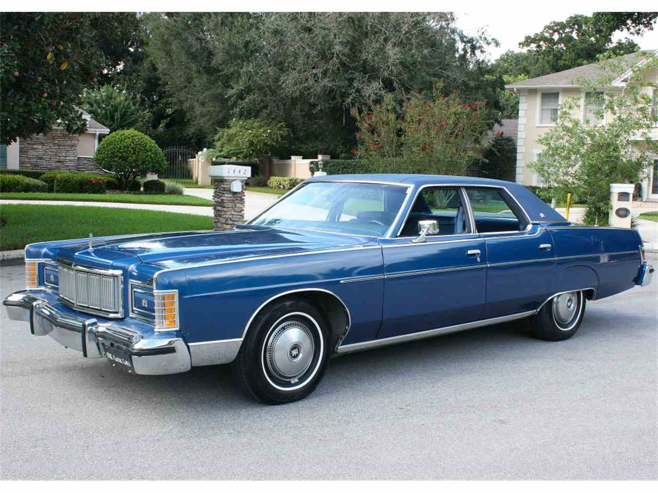 Large Picture of 1977 Mercury Marquis - $16,500.00 - JAVE