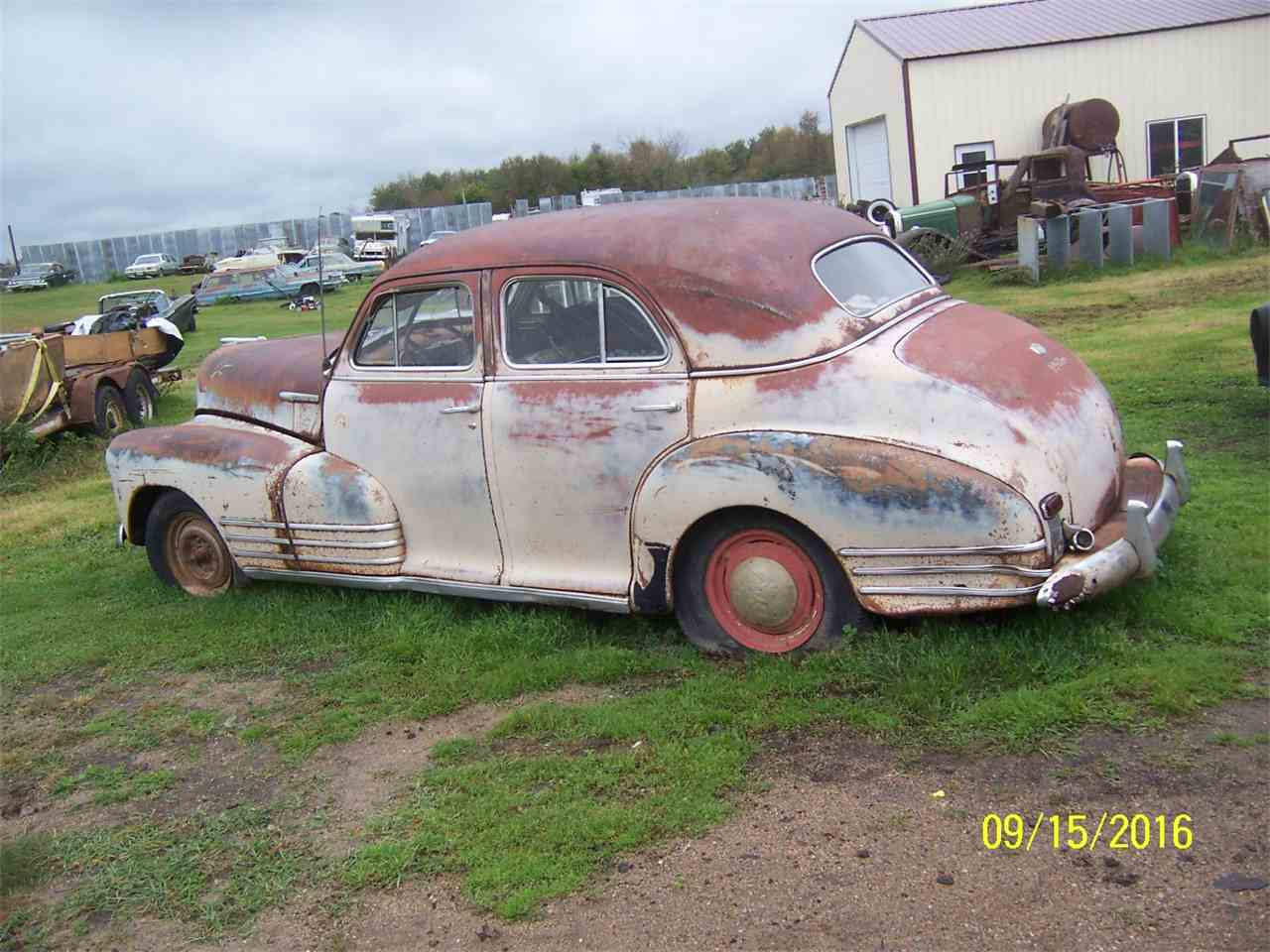 Large Picture of Classic '47 Fleetline located in Minnesota - $2,800.00 - JEQ8
