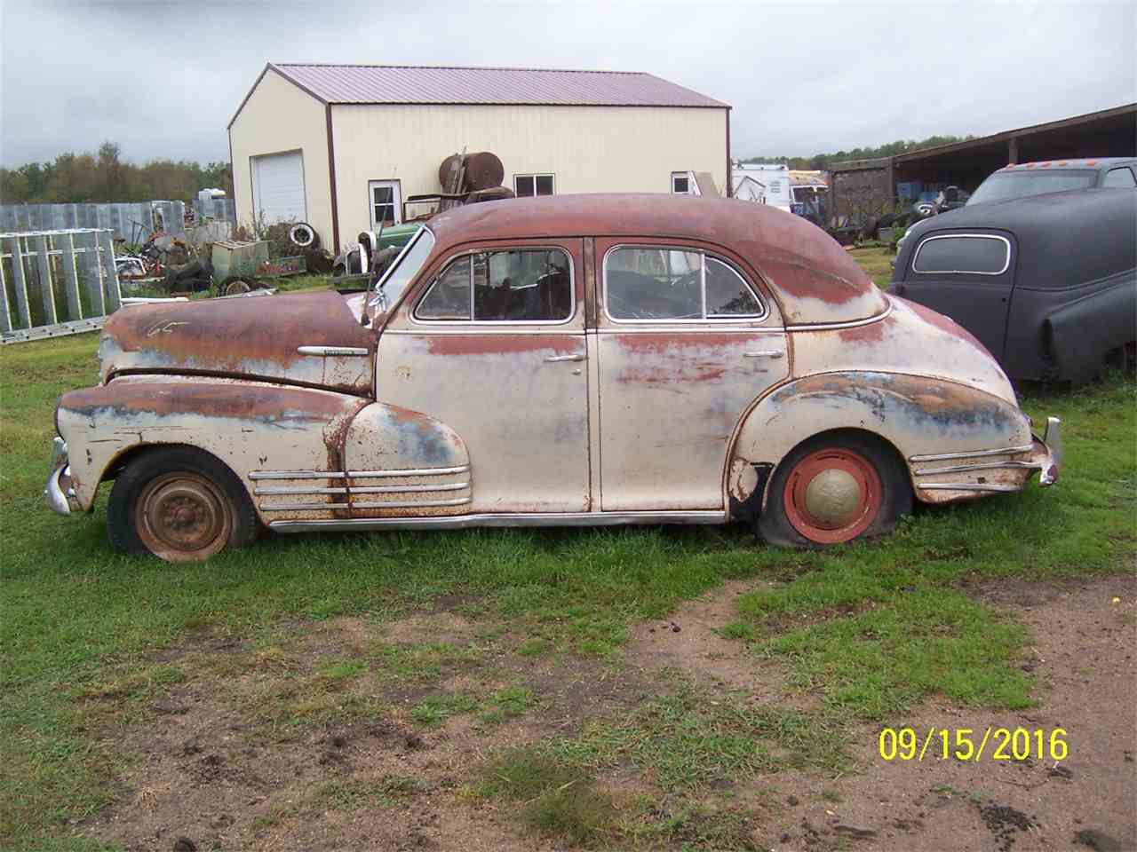 Large Picture of 1947 Fleetline Offered by Dan's Old Cars - JEQ8