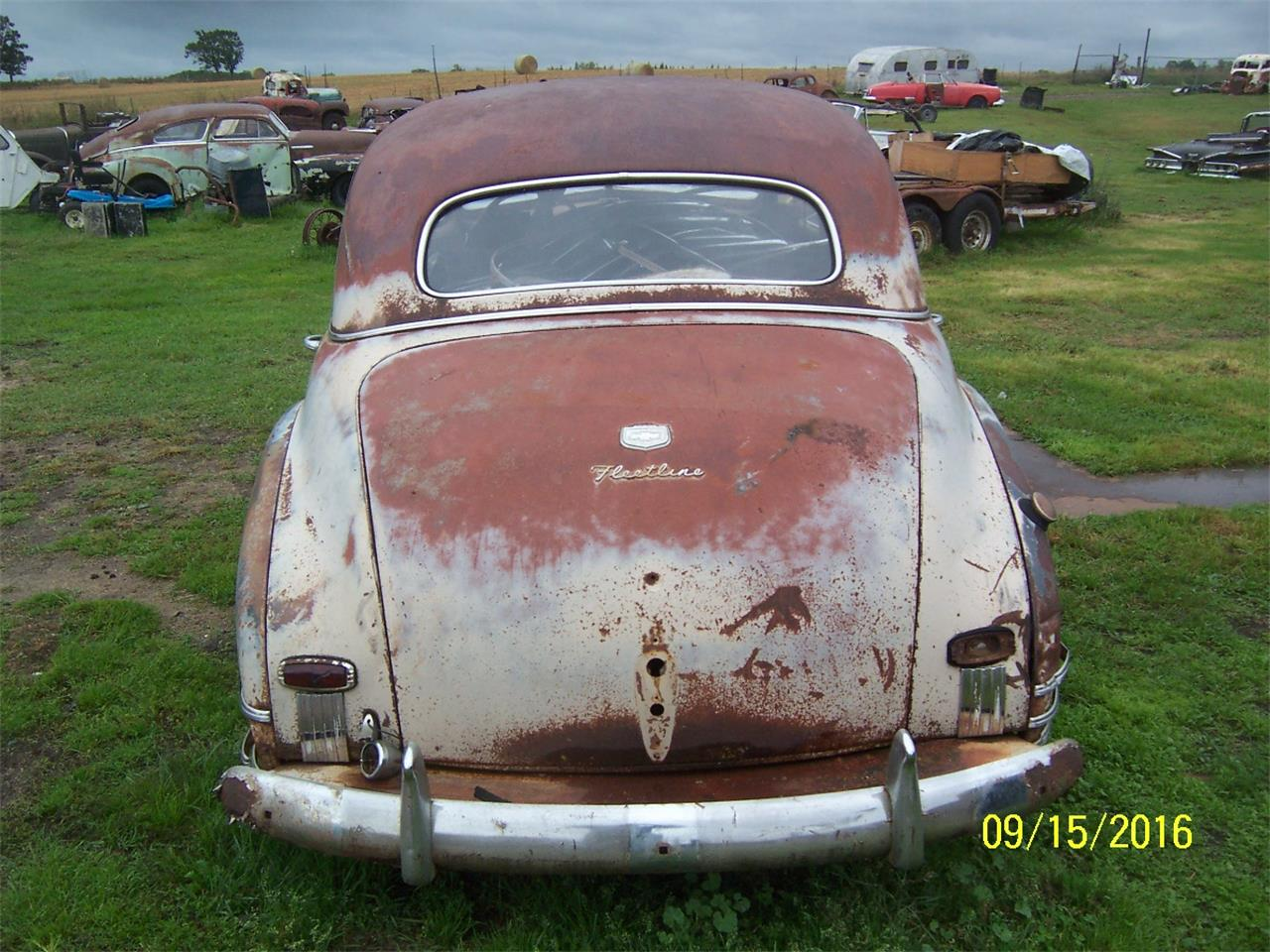 Large Picture of '47 Fleetline - JEQ8