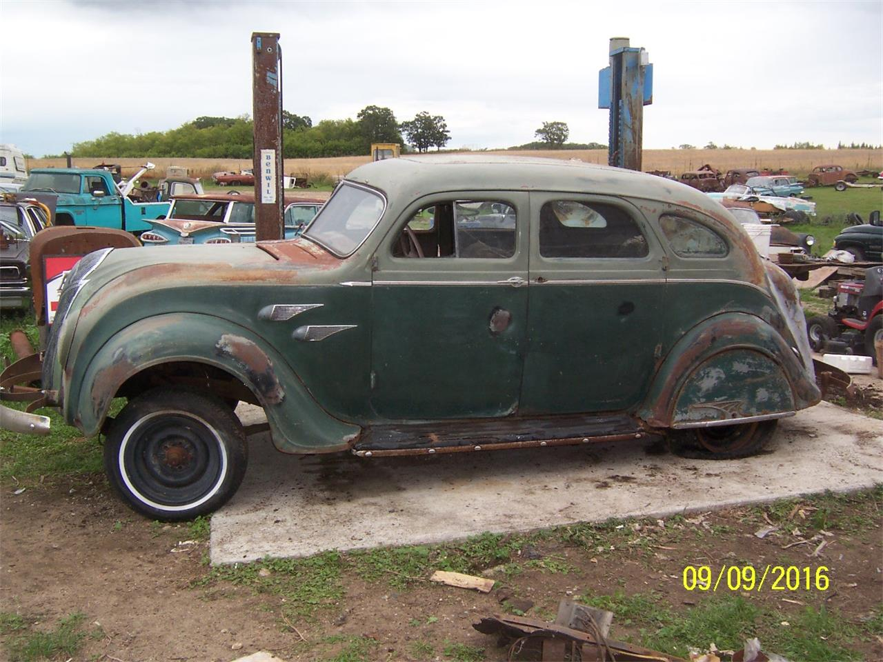 Large Picture of '36 4-Dr Sedan - JEQI