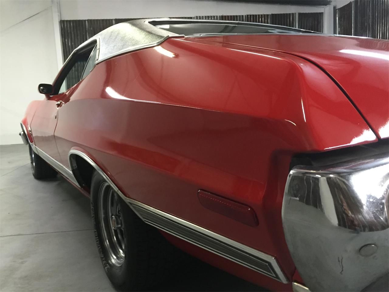 Large Picture of '73 Gran Torino - JEQQ