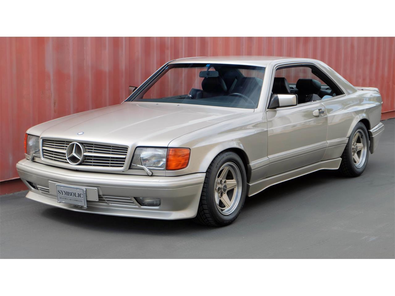 1989 Mercedes-Benz 560SEC AMG for Sale | ClassicCars com