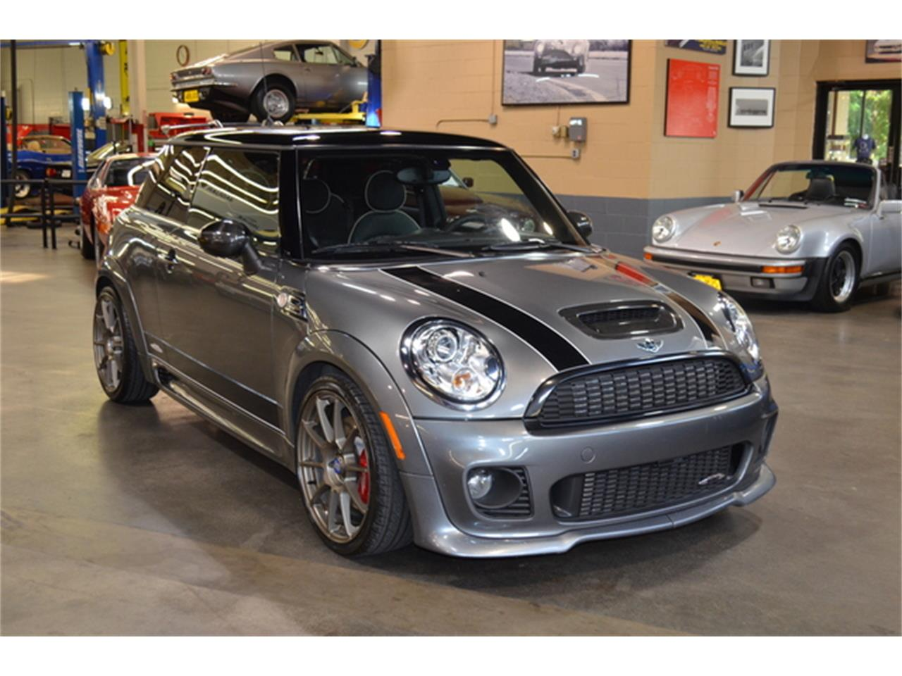 Large Picture Of 09 Cooper S John Works Jes0