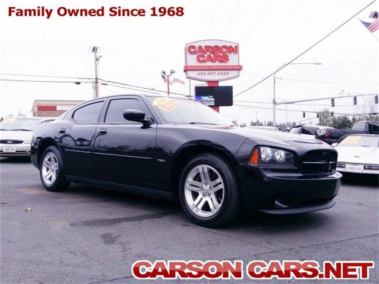 2007 Dodge Charger For Sale >> For Sale 2007 Dodge Charger In Lynnwood Washington