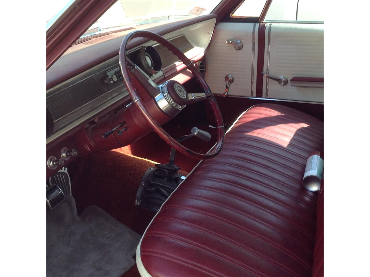 Large Picture of Classic '65 Chevrolet Bel Air Nomad located in Arundel Maine Offered by Champion Auto Sales - JEYK