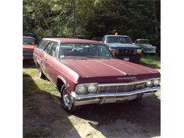 Picture of '65 Chevrolet Bel Air Nomad located in Arundel Maine - $8,500.00 Offered by Champion Auto Sales - JEYK