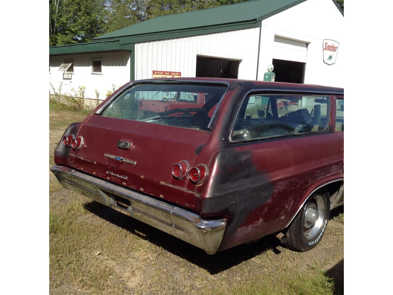 Large Picture of '65 Chevrolet Bel Air Nomad - $8,500.00 Offered by Champion Auto Sales - JEYK