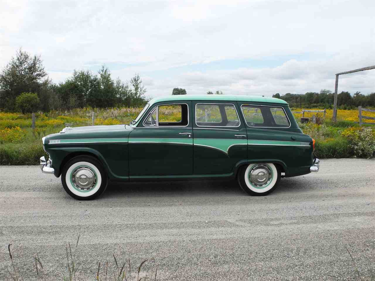 Large Picture of '57 A95 Countryman - JEYQ