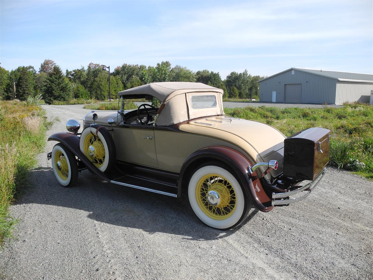Large Picture of 1931 Chrysler CM-6 - $69,500.00 - JEYZ