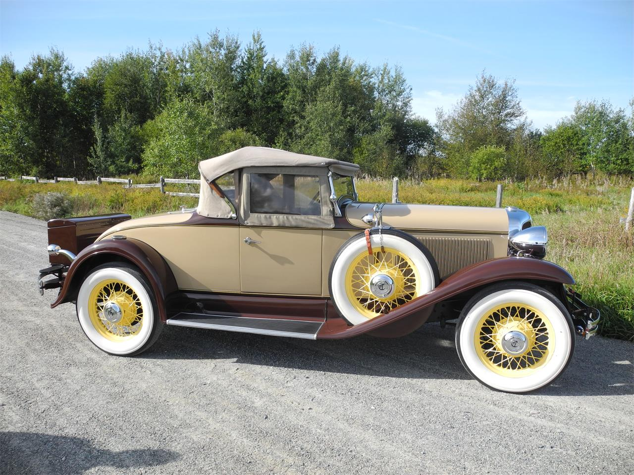 Large Picture of Classic 1931 Chrysler CM-6 - $69,500.00 - JEYZ