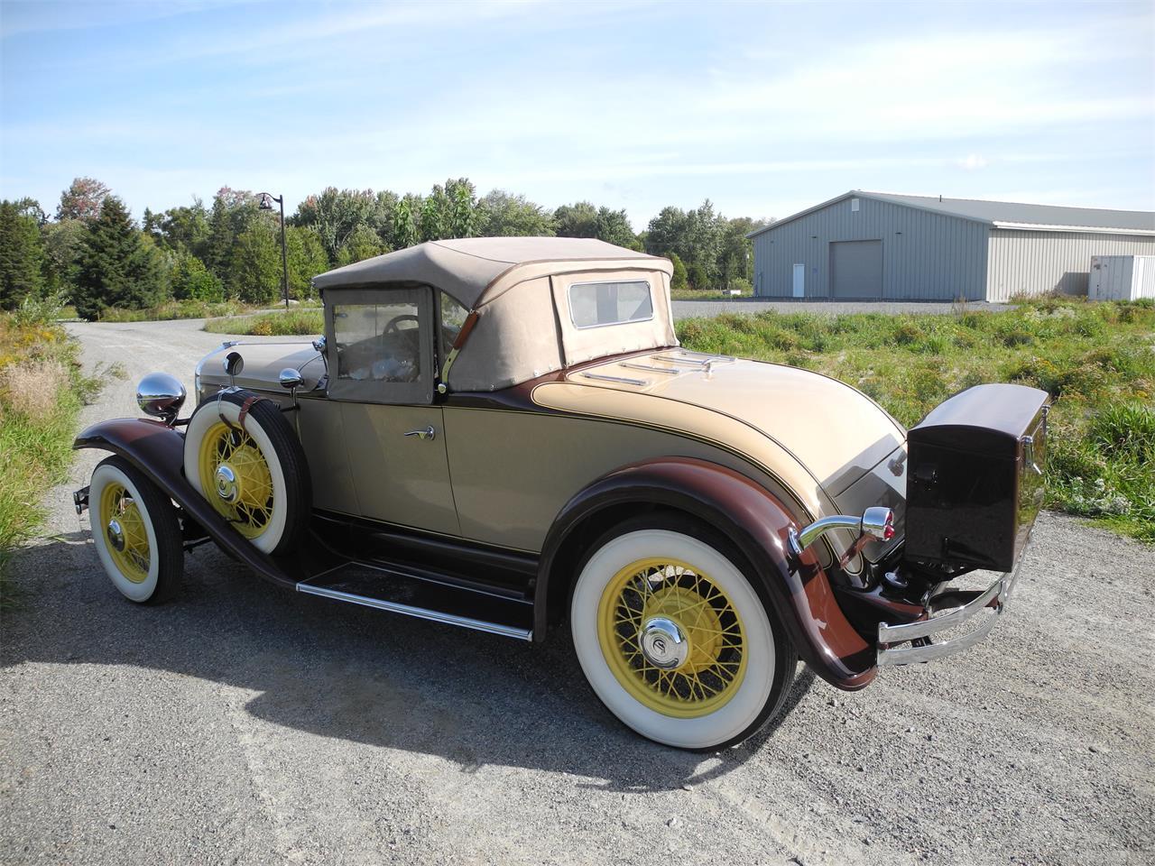 Large Picture of Classic 1931 CM-6 located in SUDBURY Ontario - $69,500.00 - JEYZ