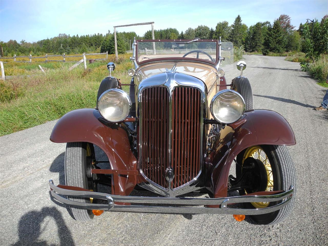 Large Picture of '31 Chrysler CM-6 Offered by R & R Classic Cars - JEYZ