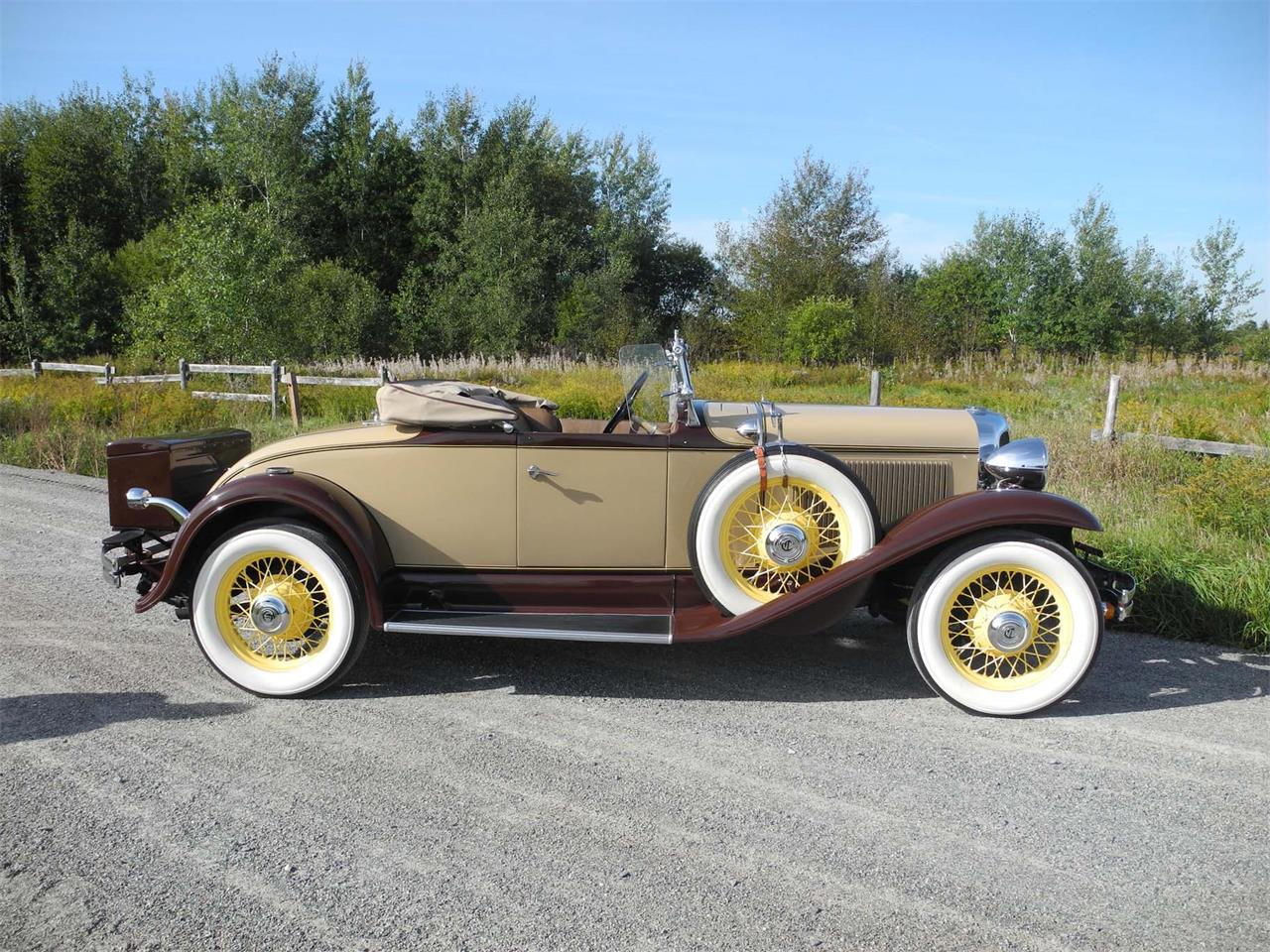 Large Picture of '31 Chrysler CM-6 located in Ontario - $69,500.00 Offered by R & R Classic Cars - JEYZ