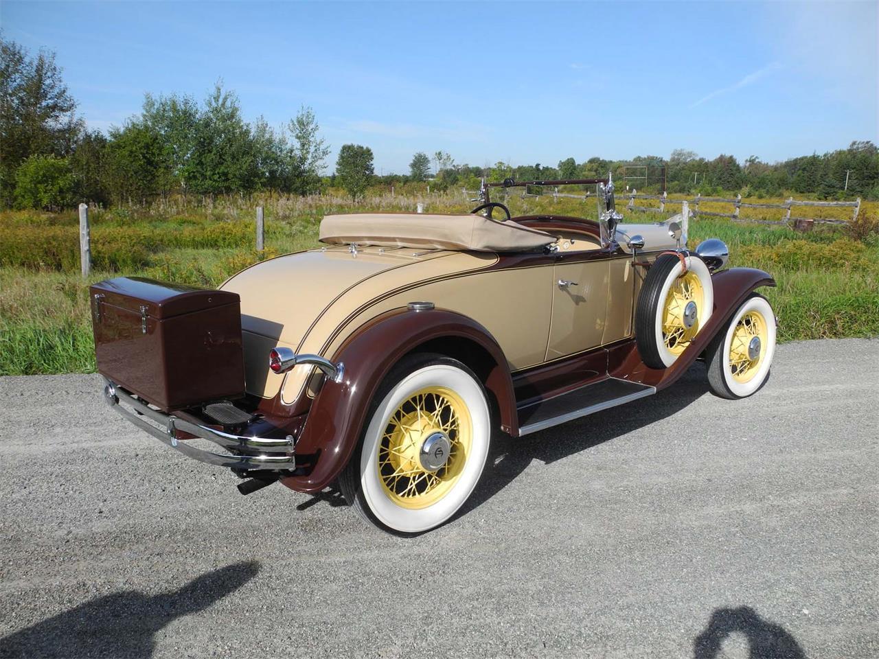 Large Picture of Classic '31 CM-6 located in SUDBURY Ontario - $69,500.00 - JEYZ