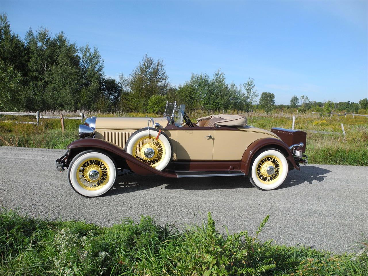 Large Picture of Classic '31 CM-6 located in Ontario - $69,500.00 Offered by R & R Classic Cars - JEYZ