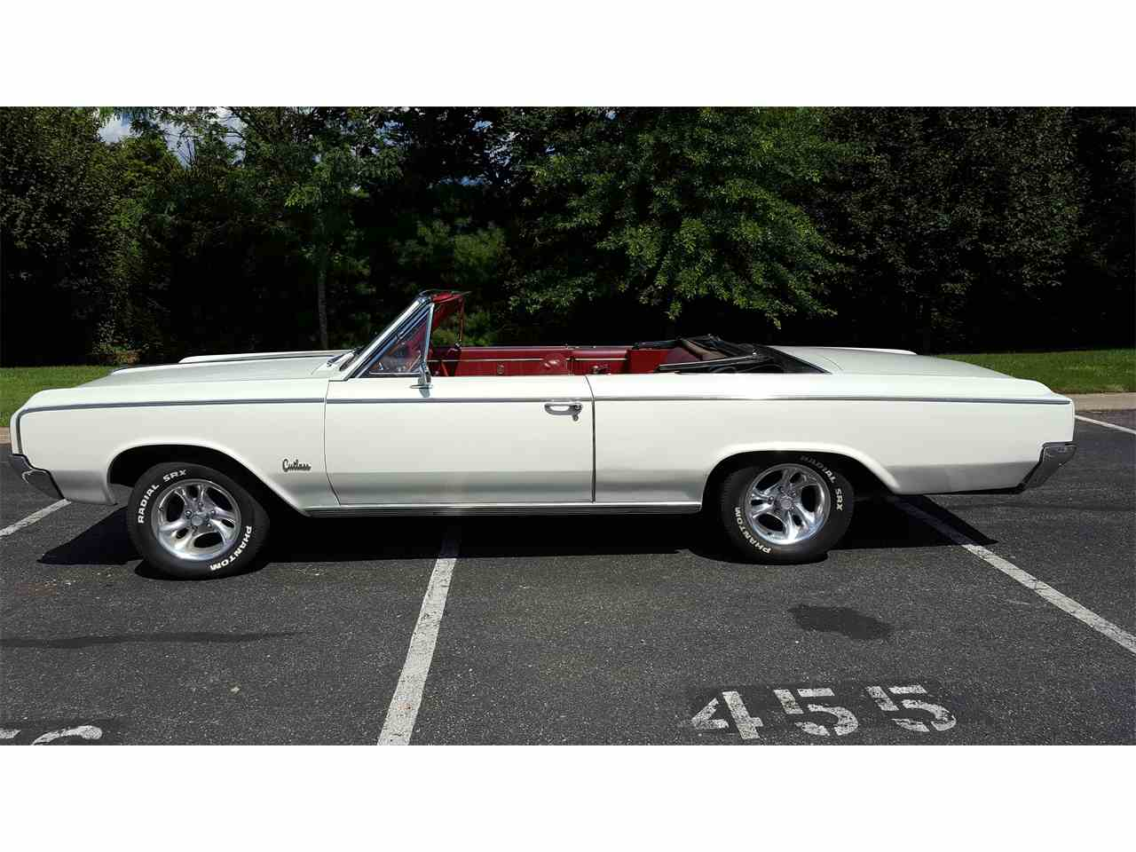 Large Picture of '64 Cutlass - JF1X