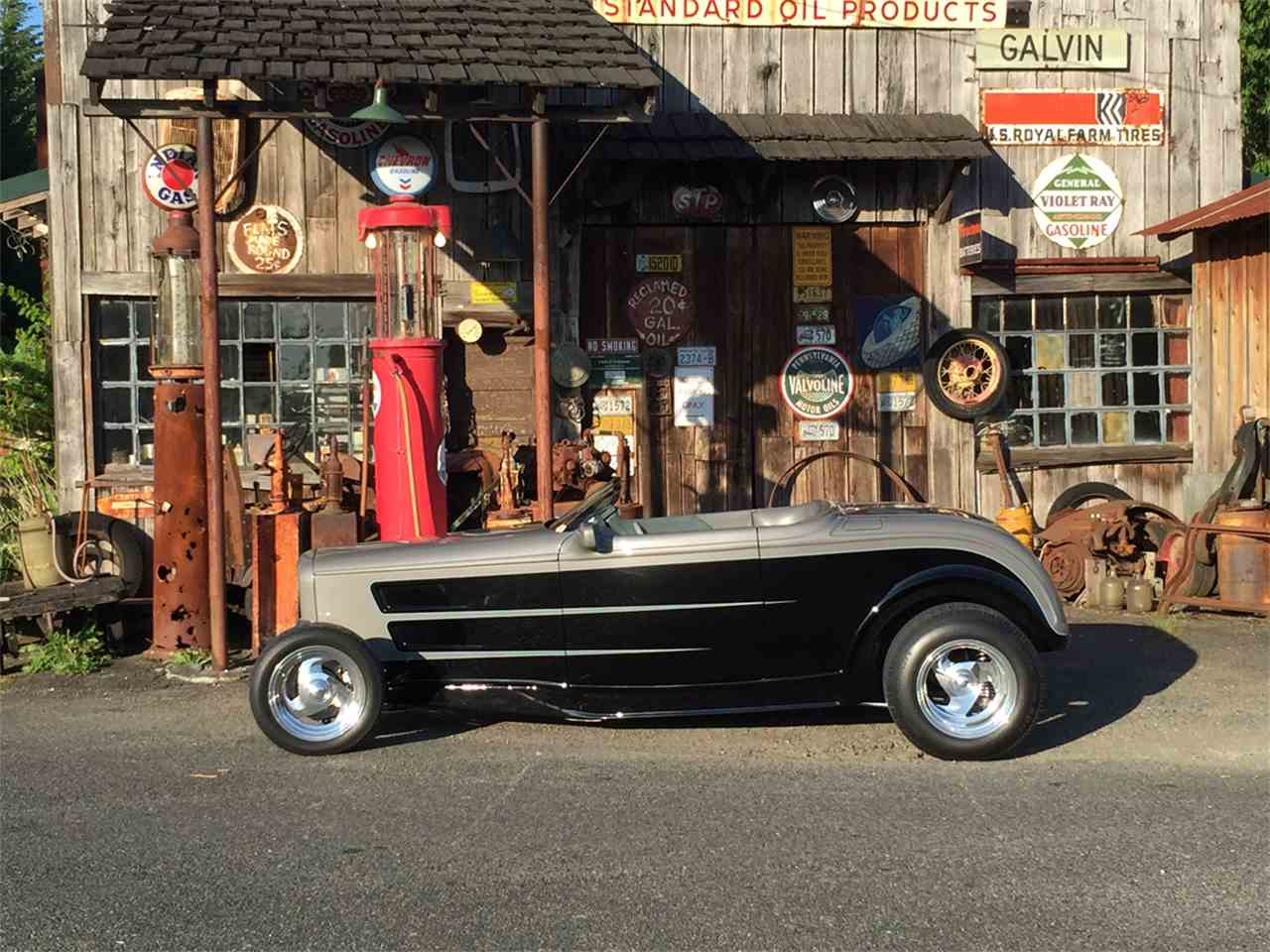 Large Picture of 1932 Ford Custom located in Centralia Washington Offered by a Private Seller - JF1Z