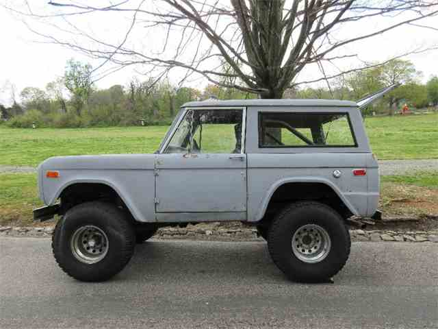 Picture of Classic 1973 Bronco located in Richmond Virginia - JF2R