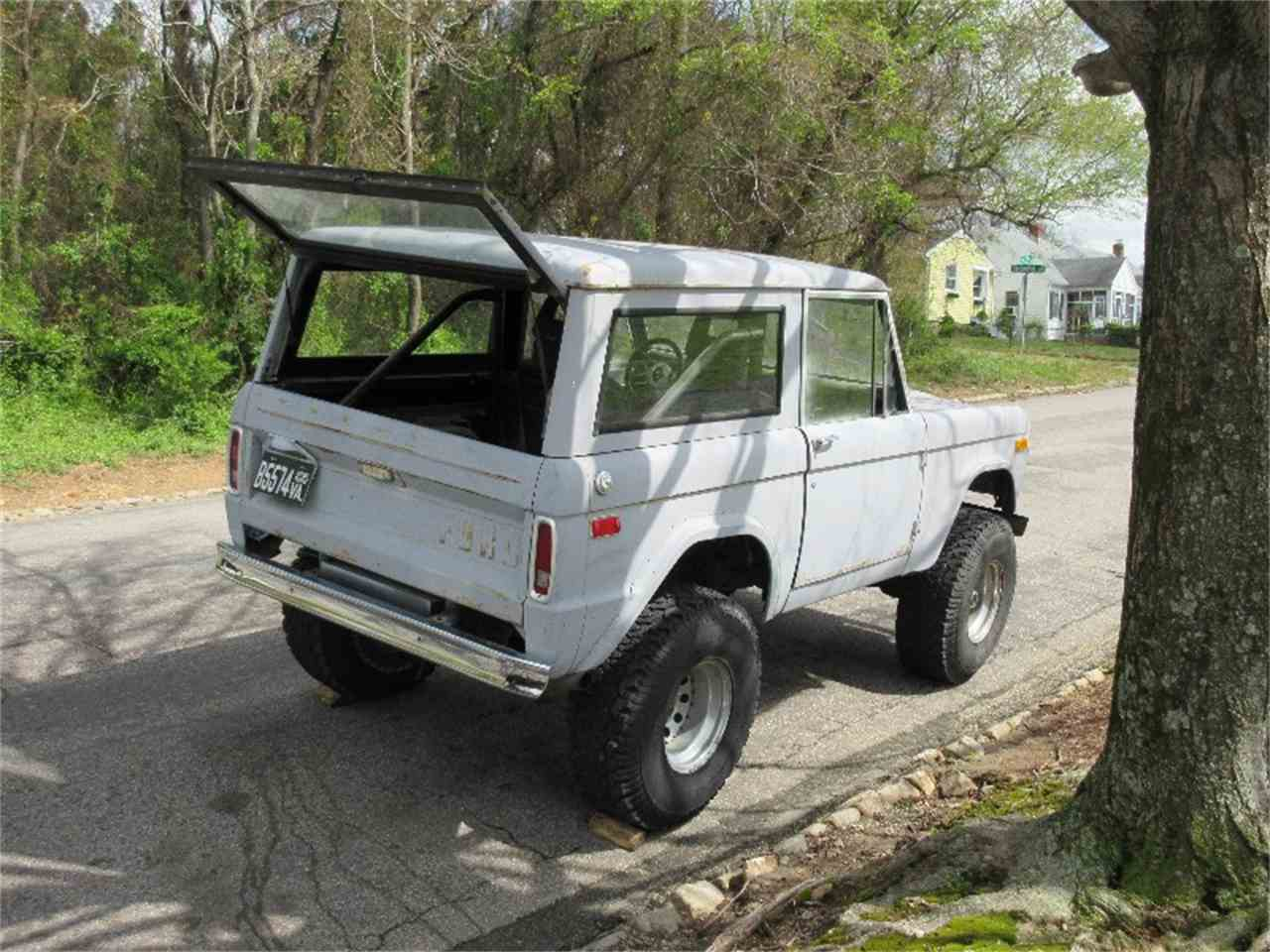 Large Picture of '73 Bronco - JF2R