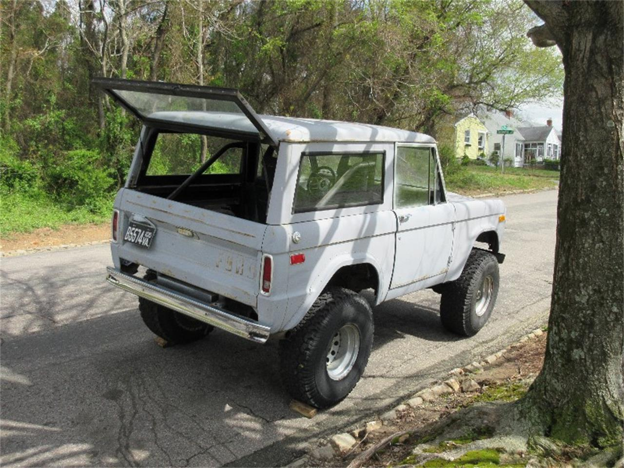 Large Picture of '73 Ford Bronco located in Richmond Virginia Offered by a Private Seller - JF2R