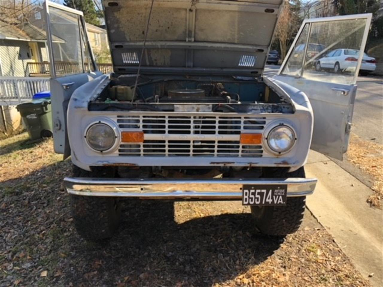 Large Picture of '73 Bronco located in Virginia - $11,500.00 Offered by a Private Seller - JF2R