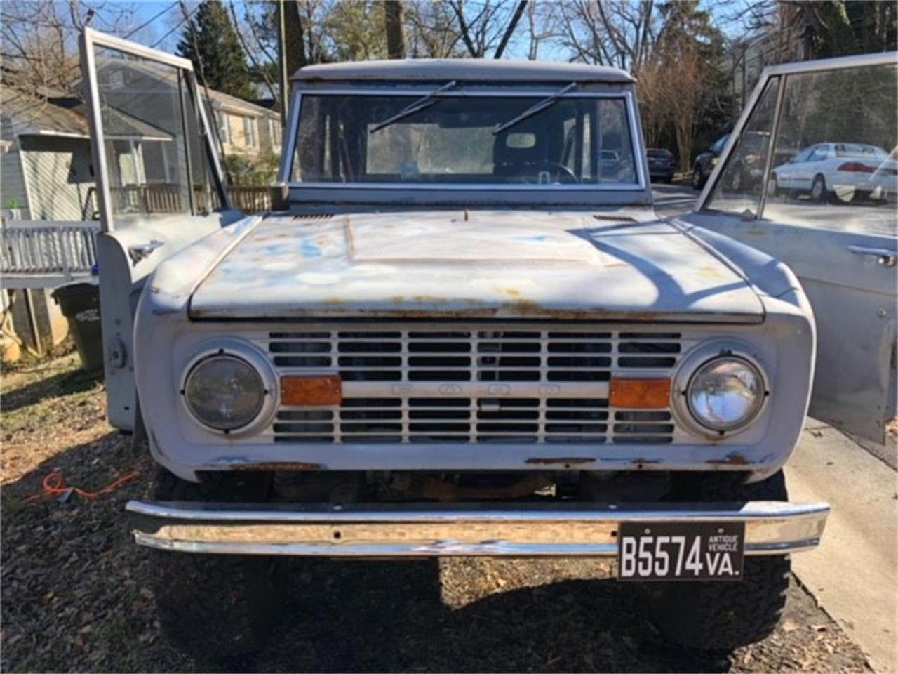 Large Picture of 1973 Ford Bronco Offered by a Private Seller - JF2R