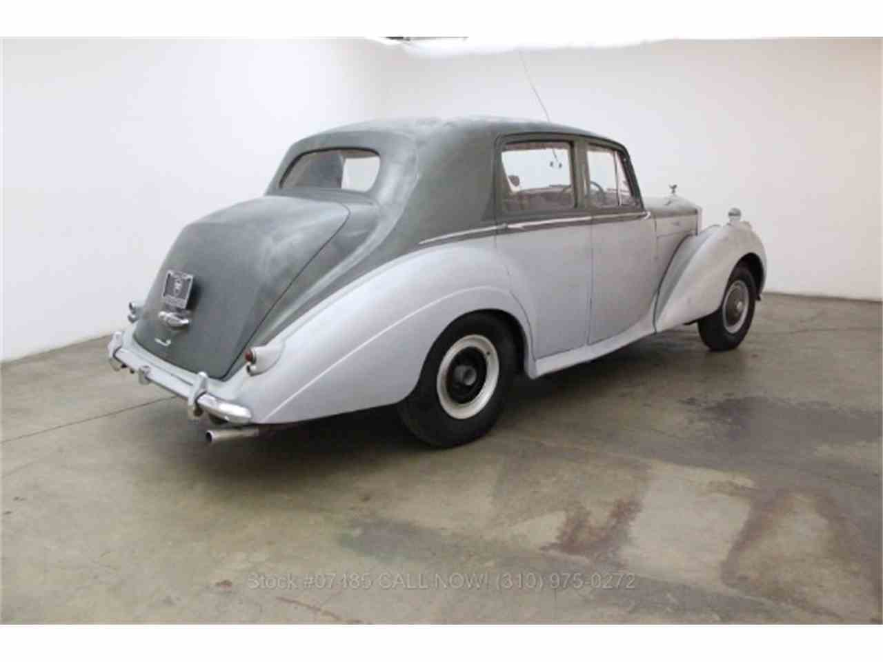 Large Picture of Classic 1955 Bentley R Type located in Beverly Hills California - JF5E