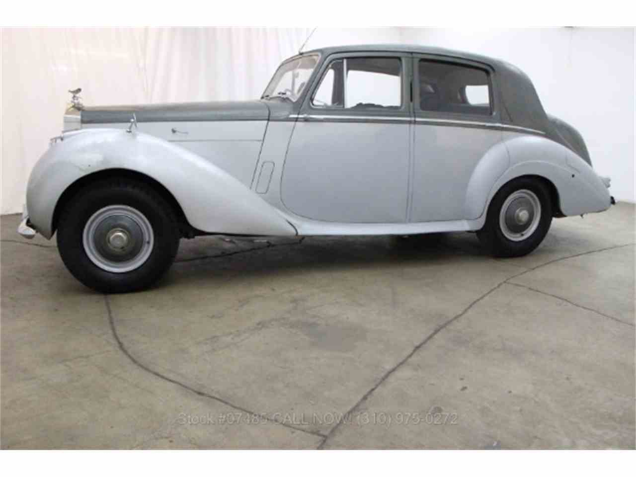 Large Picture of 1955 Bentley R Type located in California - $11,750.00 Offered by Beverly Hills Car Club - JF5E