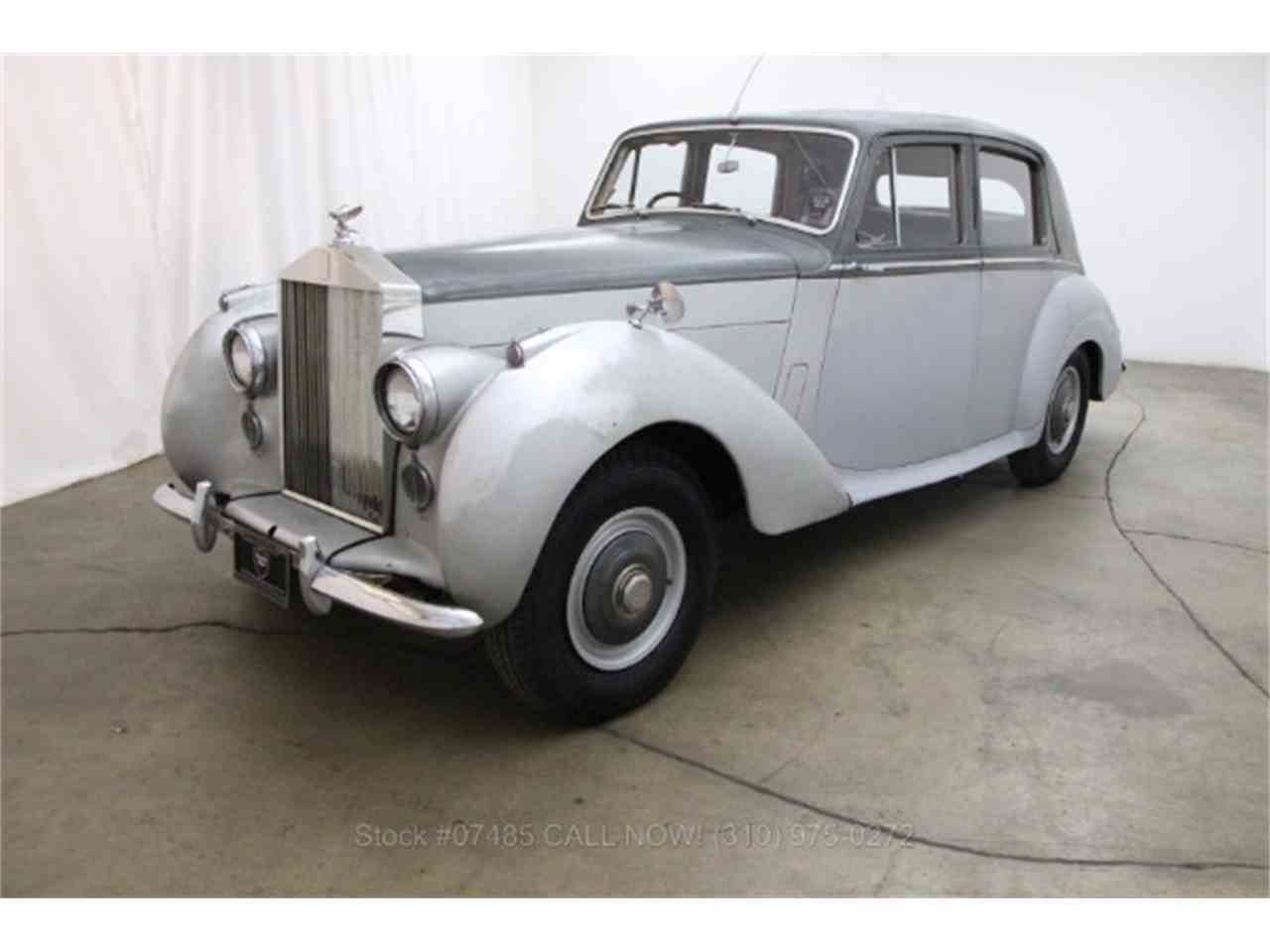 Large Picture of Classic '55 Bentley R Type - $11,750.00 Offered by Beverly Hills Car Club - JF5E