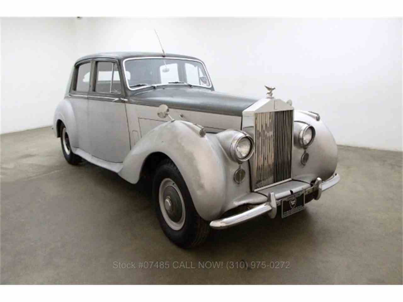 Large Picture of Classic 1955 Bentley R Type located in California Offered by Beverly Hills Car Club - JF5E