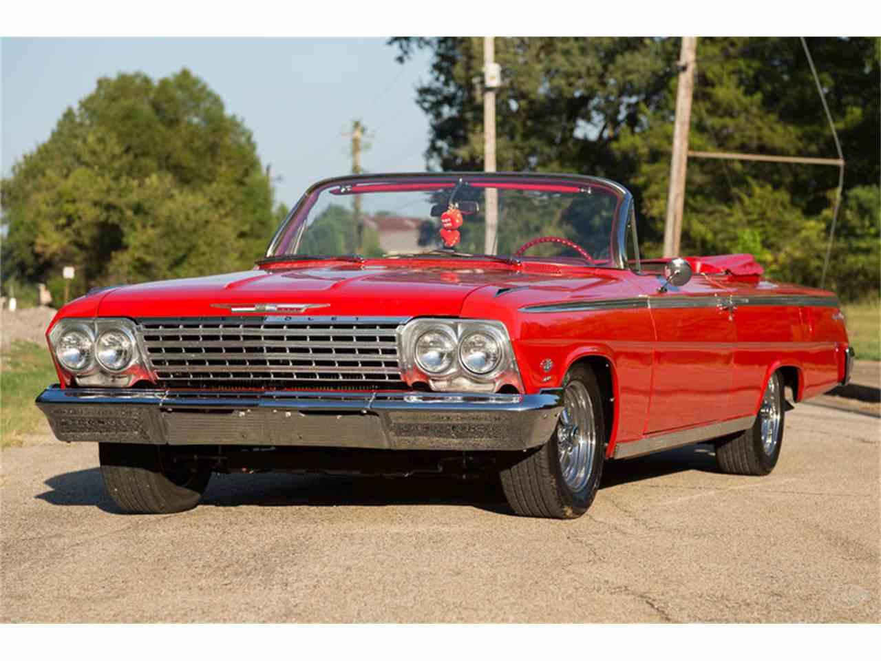 1962 Chevy Impala SS  Impala Ss 1962