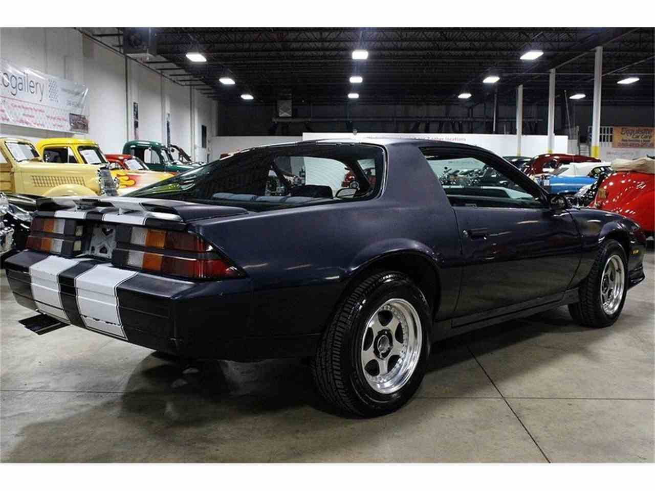 Large Picture of '84 Chevrolet Camaro located in Kentwood Michigan - $5,900.00 Offered by GR Auto Gallery - JF6D