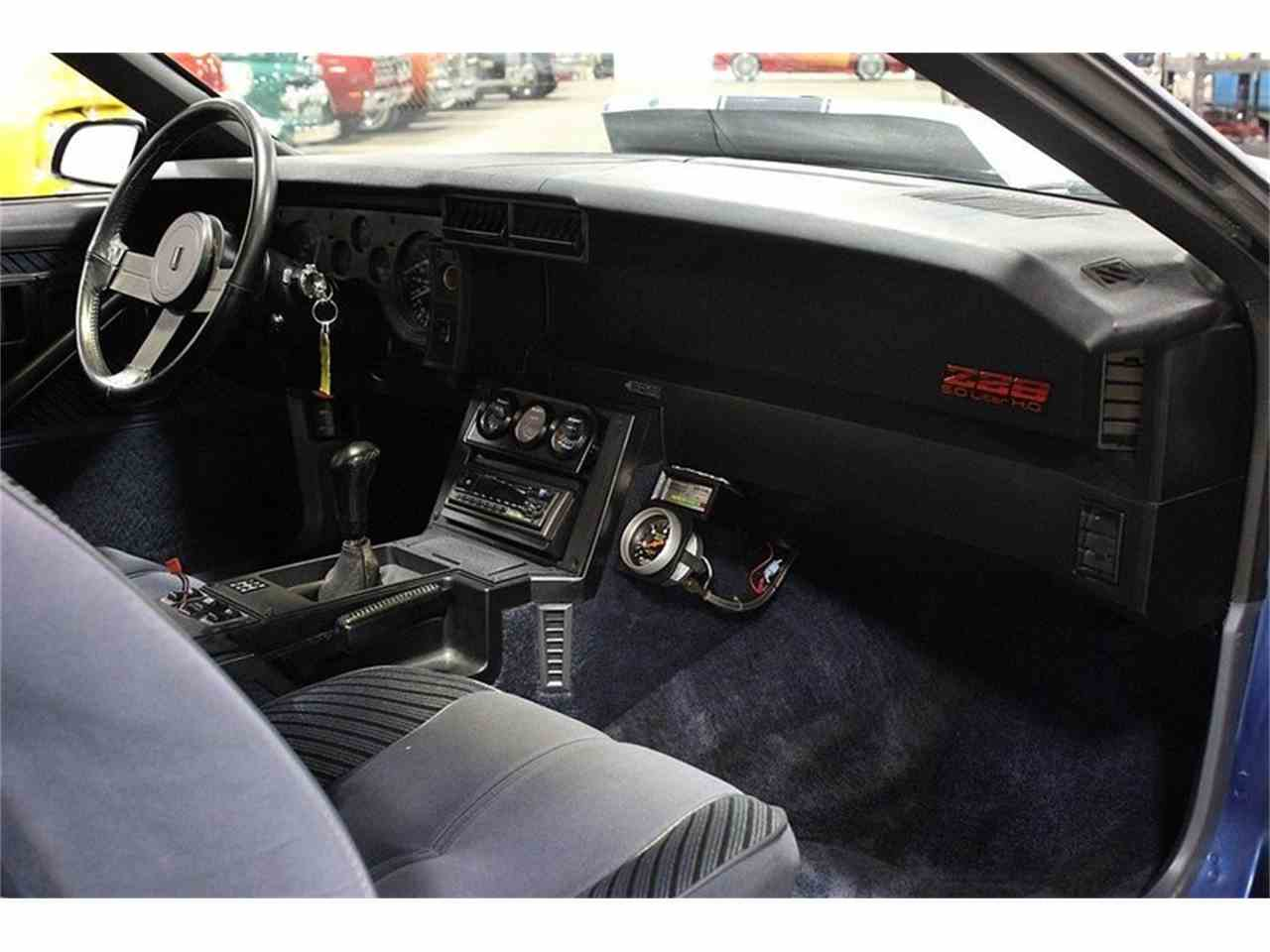 Large Picture of '84 Camaro located in Michigan - $5,900.00 - JF6D
