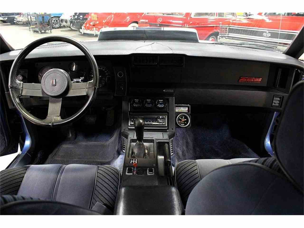 Large Picture of 1984 Chevrolet Camaro located in Michigan Offered by GR Auto Gallery - JF6D