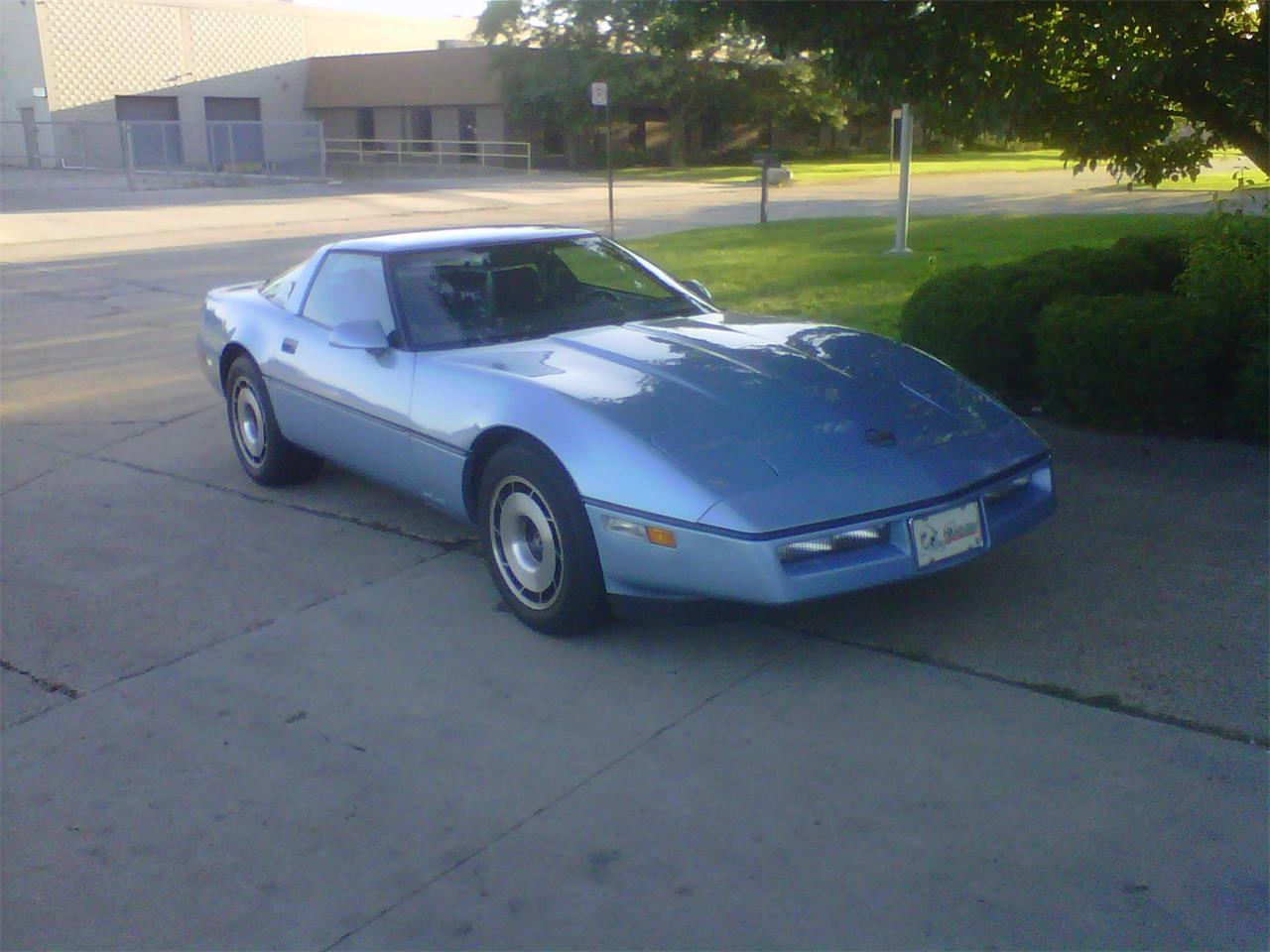 Large Picture of 1984 Corvette located in Fraser Michigan Offered by a Private Seller - JF9V