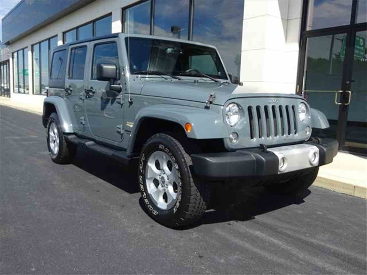 Large Picture of '14 Wrangler located in Marysville Ohio - $29,999.00 Offered by Nelson Automotive, Ltd. - JFDL