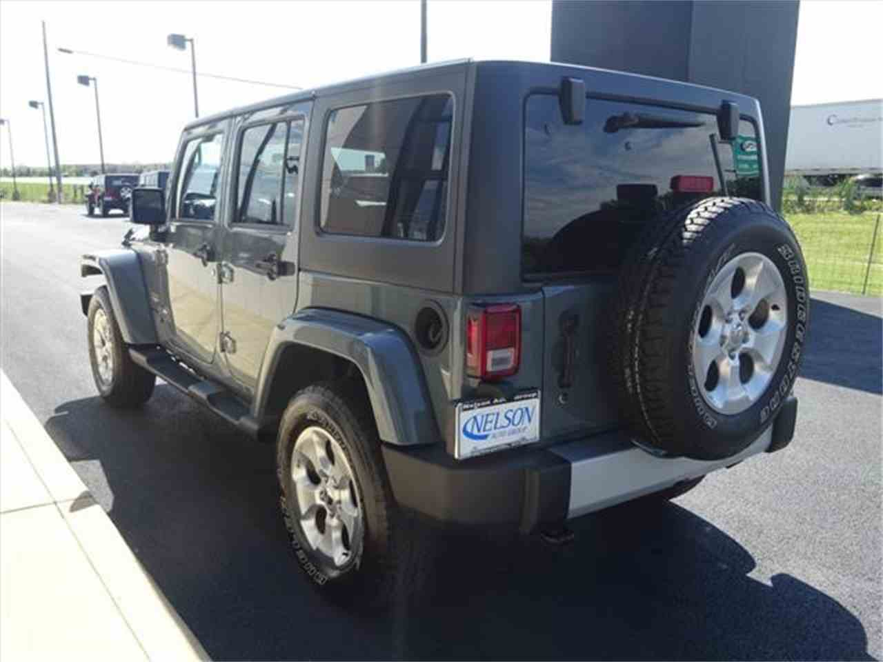 Large Picture of 2014 Wrangler located in Marysville Ohio - $29,999.00 - JFDL