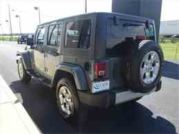 Picture of 2014 Jeep Wrangler located in Ohio Offered by Nelson Automotive, Ltd. - JFDL