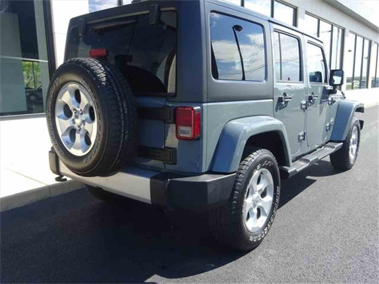 Large Picture of 2014 Jeep Wrangler - $29,999.00 Offered by Nelson Automotive, Ltd. - JFDL