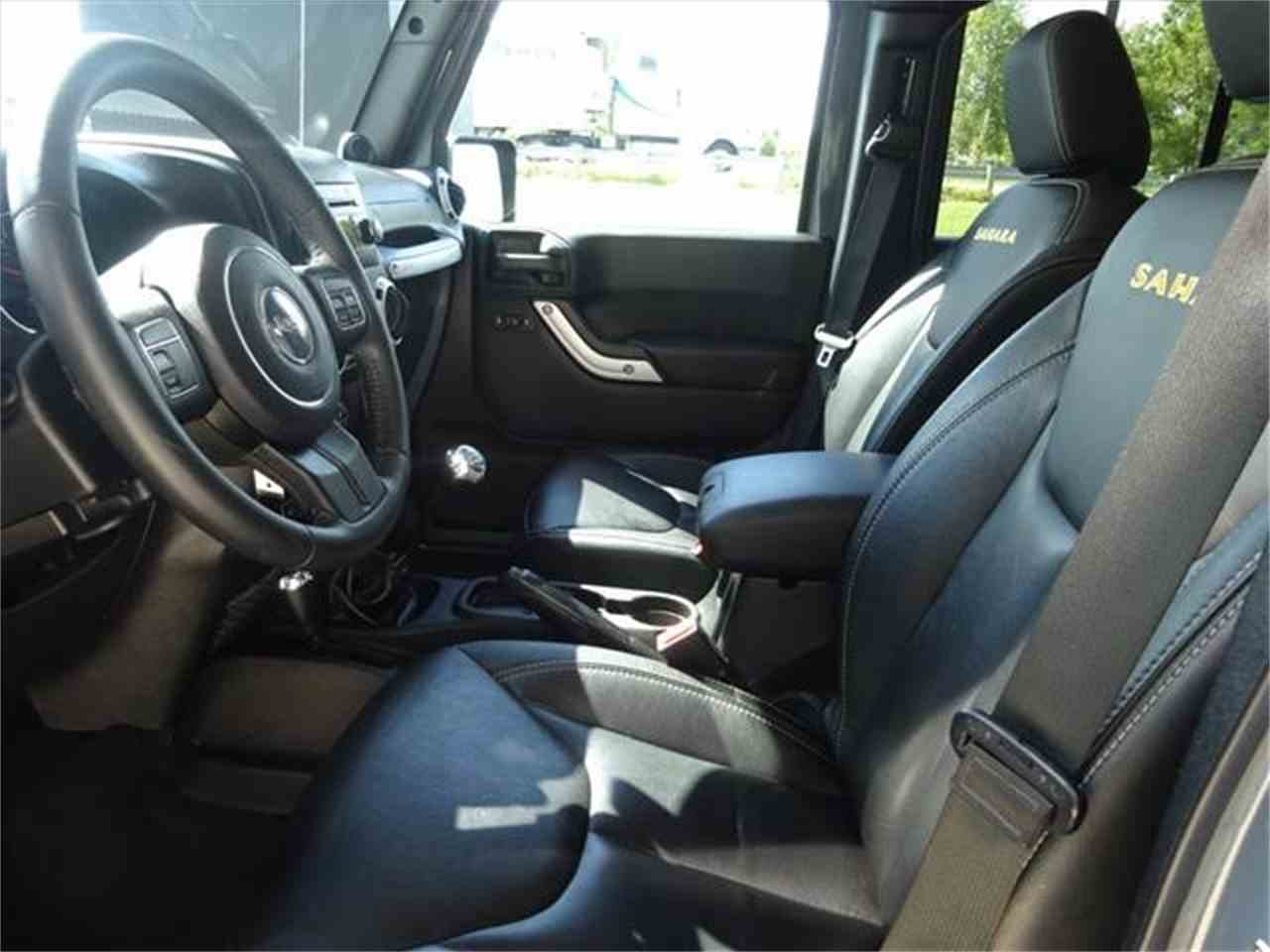 Large Picture of 2014 Jeep Wrangler Offered by Nelson Automotive, Ltd. - JFDL