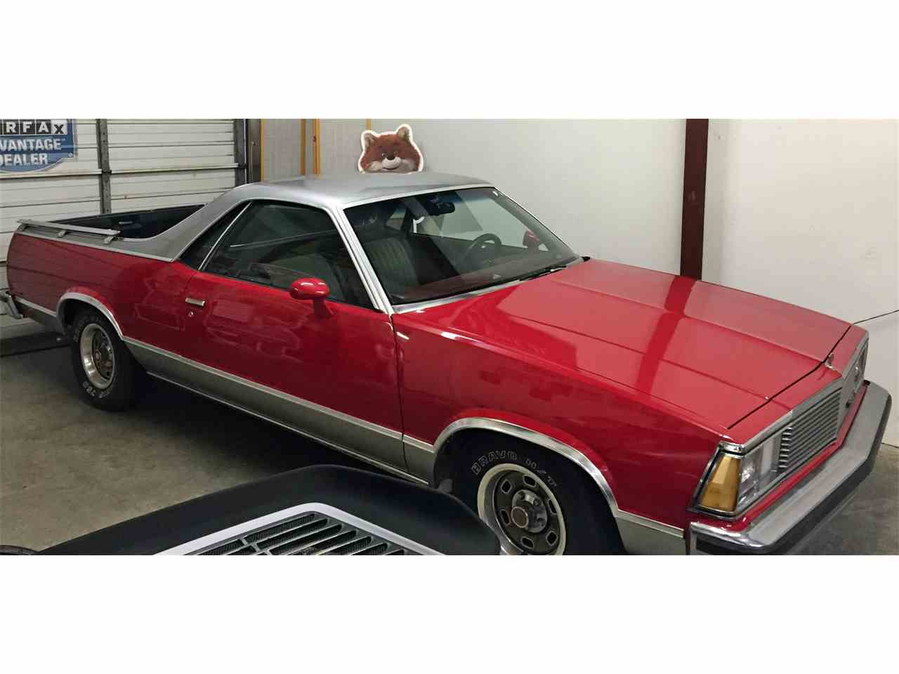 Large Picture of '81 El Camino - JFFU