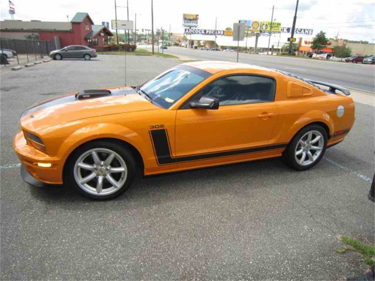 Large Picture of 2007 Mustang Parnelli Jones Offered by Auto Quest Investment Cars - JFG5