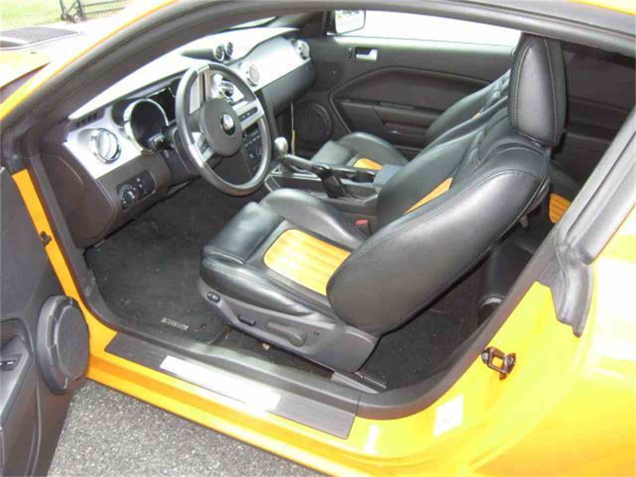 Large Picture of 2007 Ford / Salene Mustang Parnelli Jones located in Tifton Georgia Offered by Auto Quest Investment Cars - JFG5