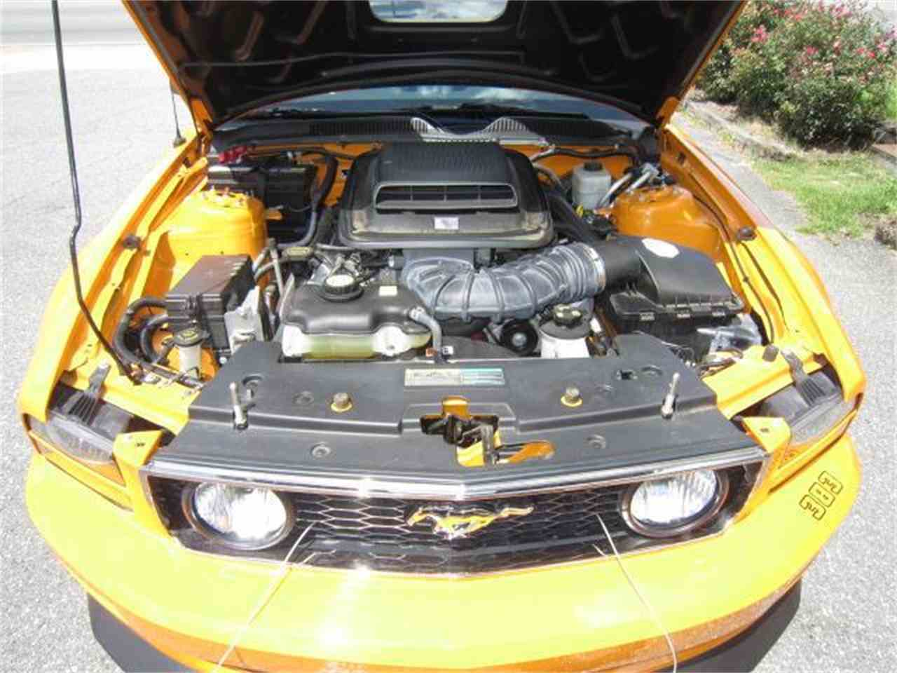 Large Picture of '07 Ford / Salene Mustang Parnelli Jones located in Tifton Georgia Offered by Auto Quest Investment Cars - JFG5