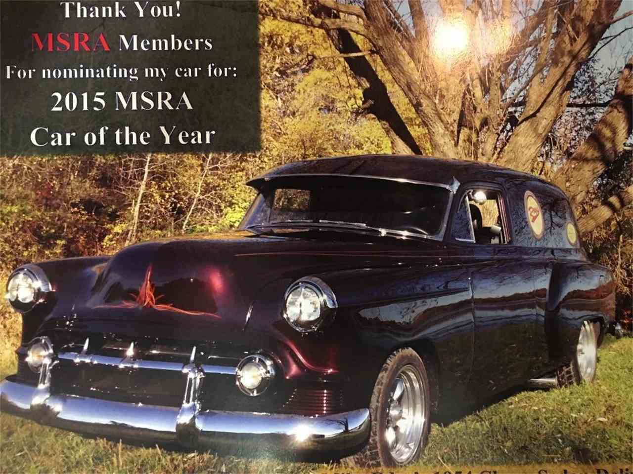 Large Picture of '54 DELIVERY CUSTOM OF THE YEAR - JFGK